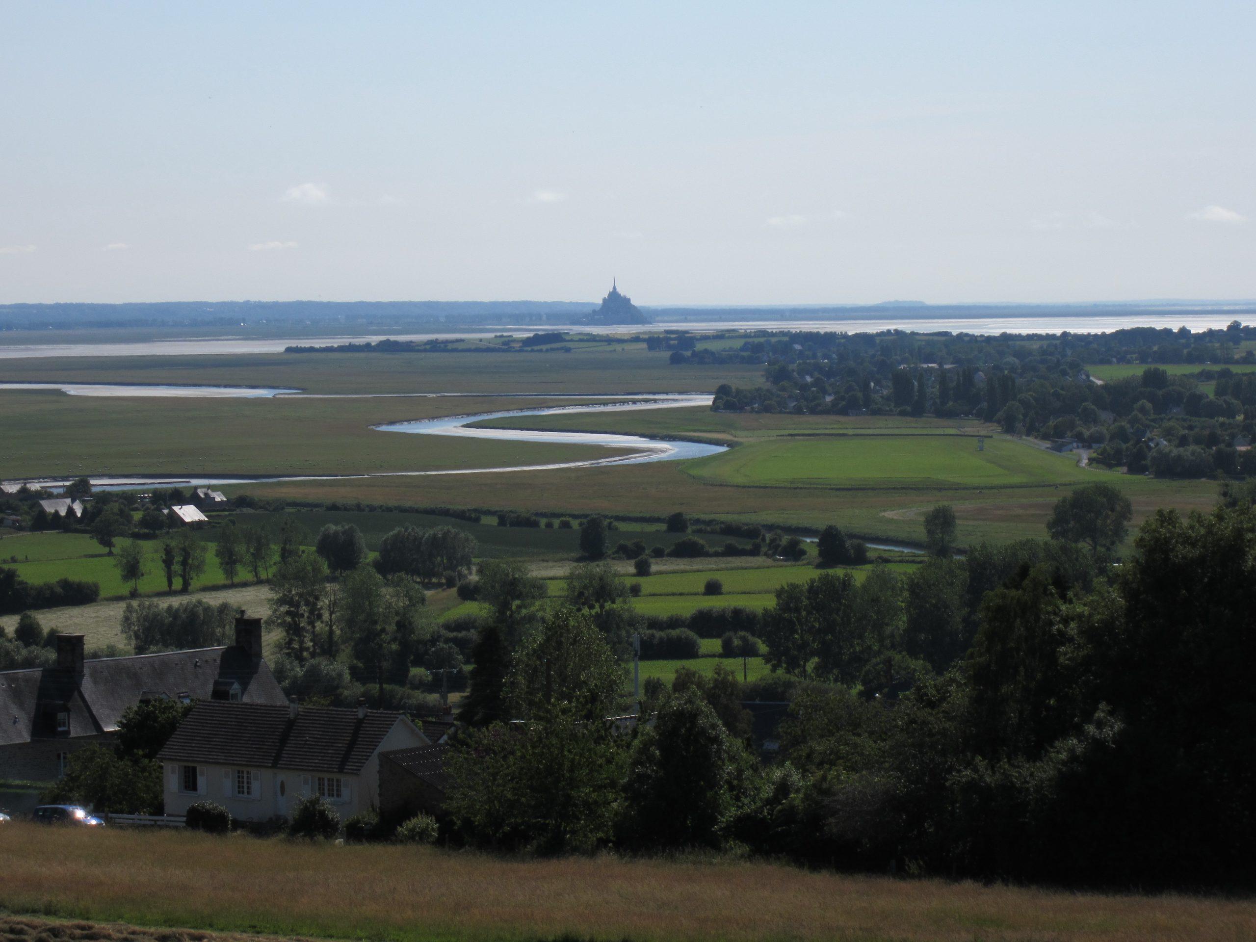 File:jardin Des Plantes D'avranches - Vue Sur La Baie Du ... destiné Le Jardin Des Plantes Avranches