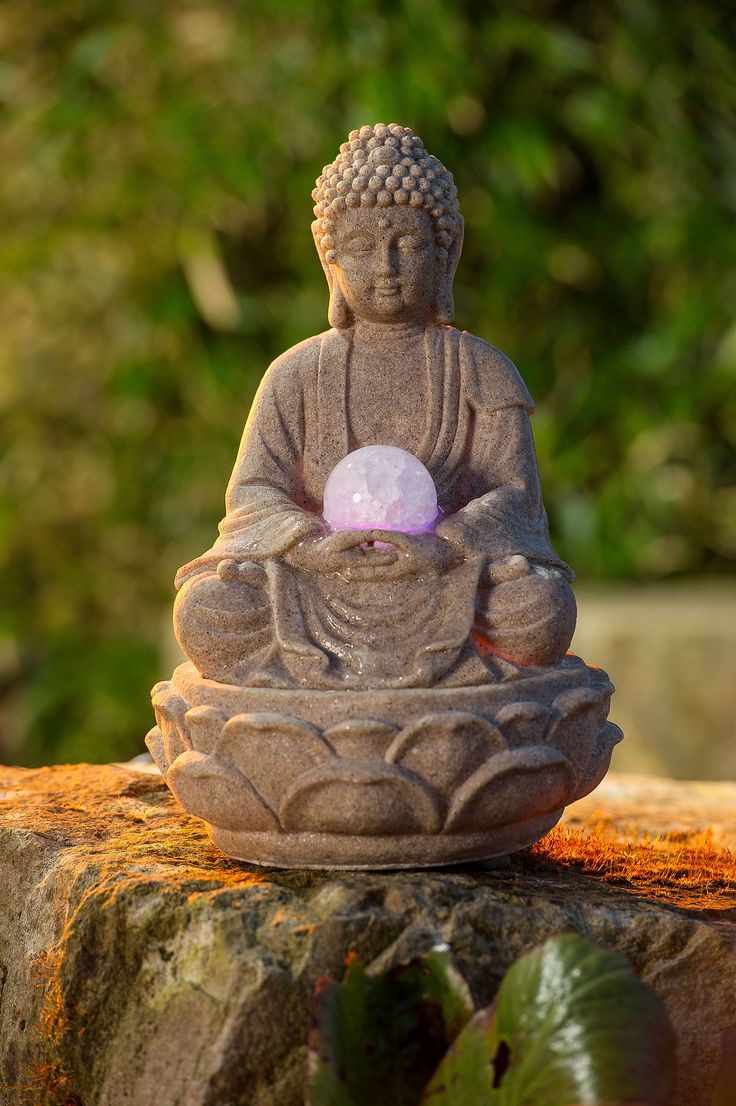 Fontaine Bouddha Pour Une Décoration Asiatique Réussie ... intérieur Bouddha Pour Jardin Zen