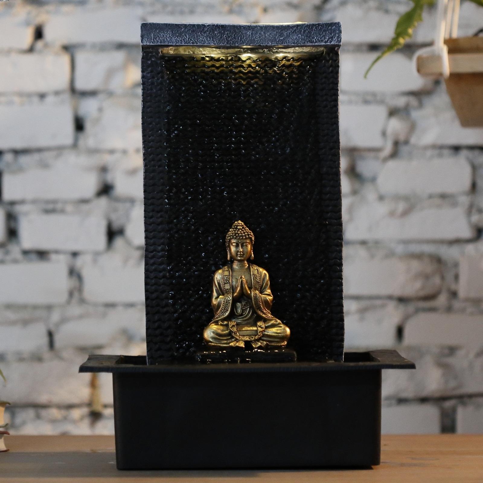 Fontaine Bouddha Zenitude pour Fontaine Bouddha