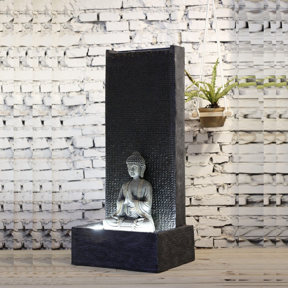 Fontaine Xl Mur Bouddha pour Fontaine Bouddha