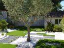 Galets Blancs, Gazon Synthétique, Placques De Schistes ... intérieur Galets Blancs Jardin