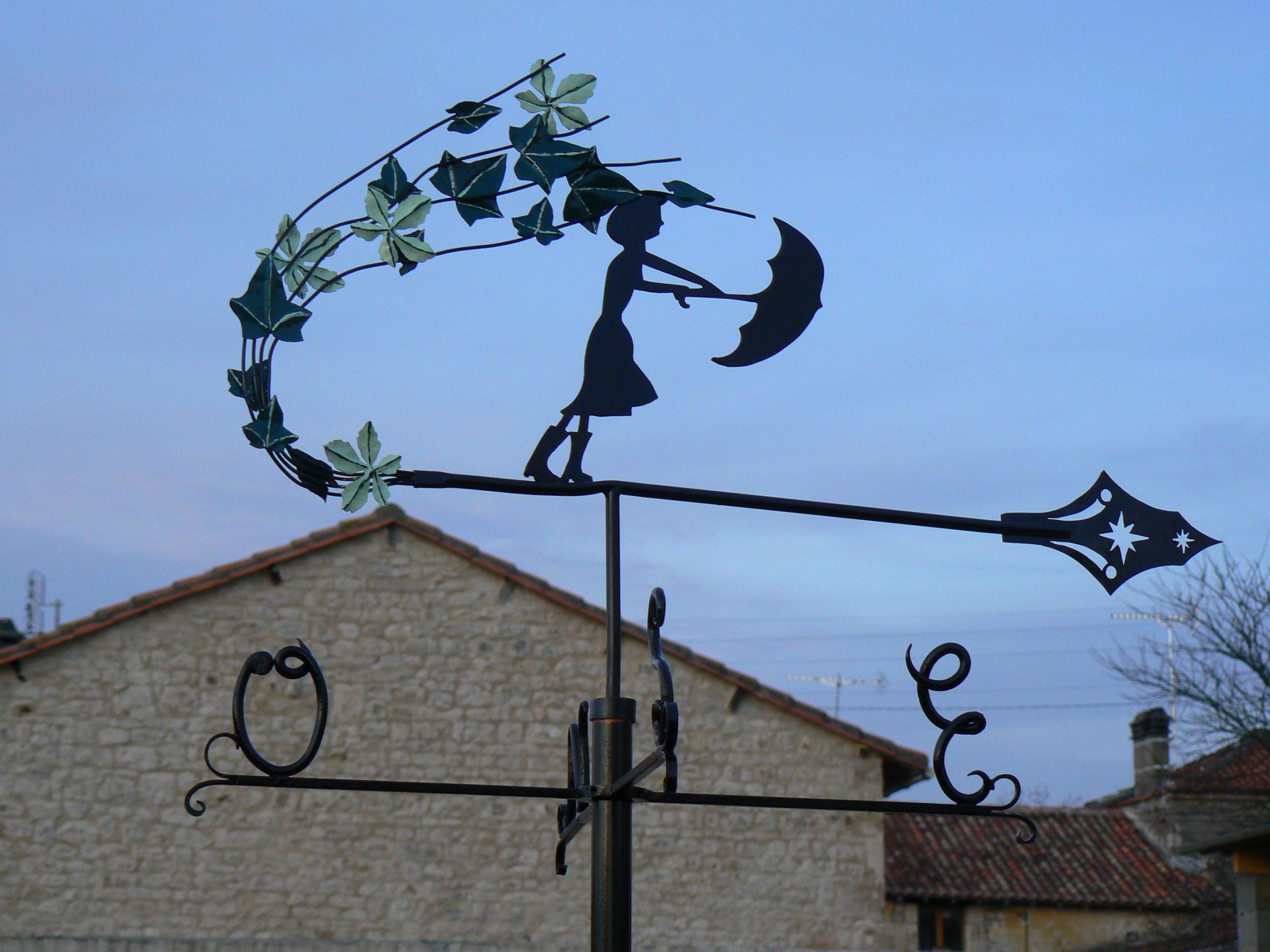Girouette   Weather Vanes, Weathervanes, Witch House concernant Girouette Jardin Deco