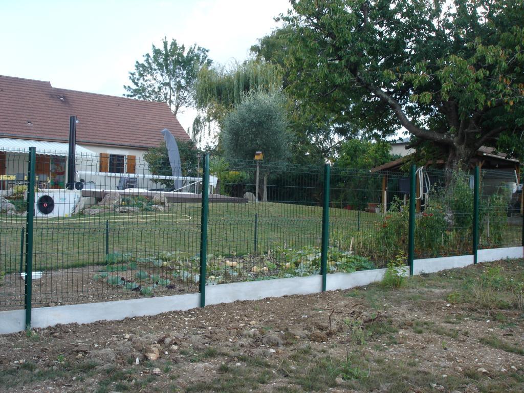 Grillage Rigide Vert - Jardimalin - Fil 4Mm - 1,03 Mètre avec Grillage De Jardin Rigide