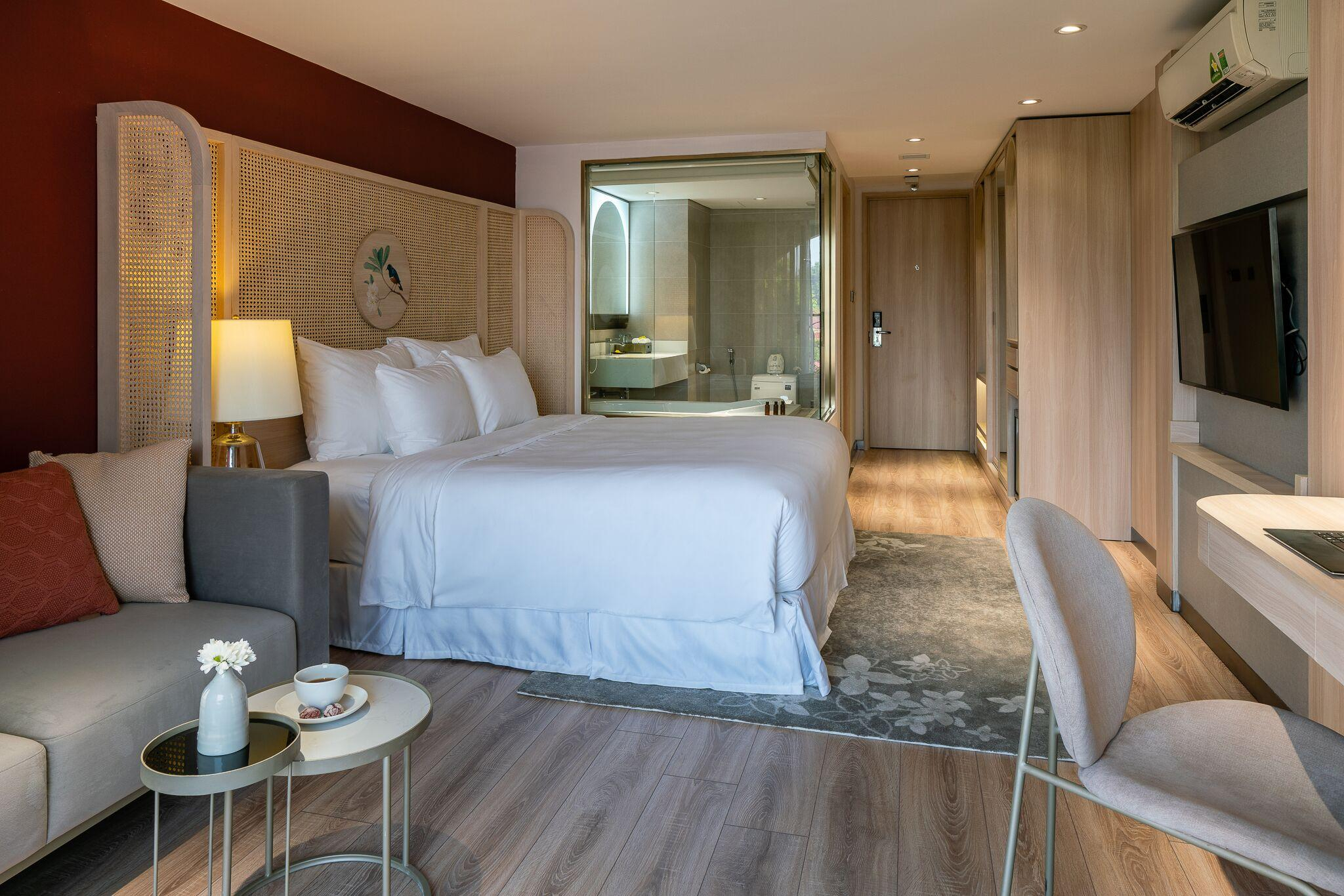 Hanoi Le Jardin Hotel & Spa | Hanoi 2020 Updated Deals $52 ... tout Les Jardins De St Benoit Spa