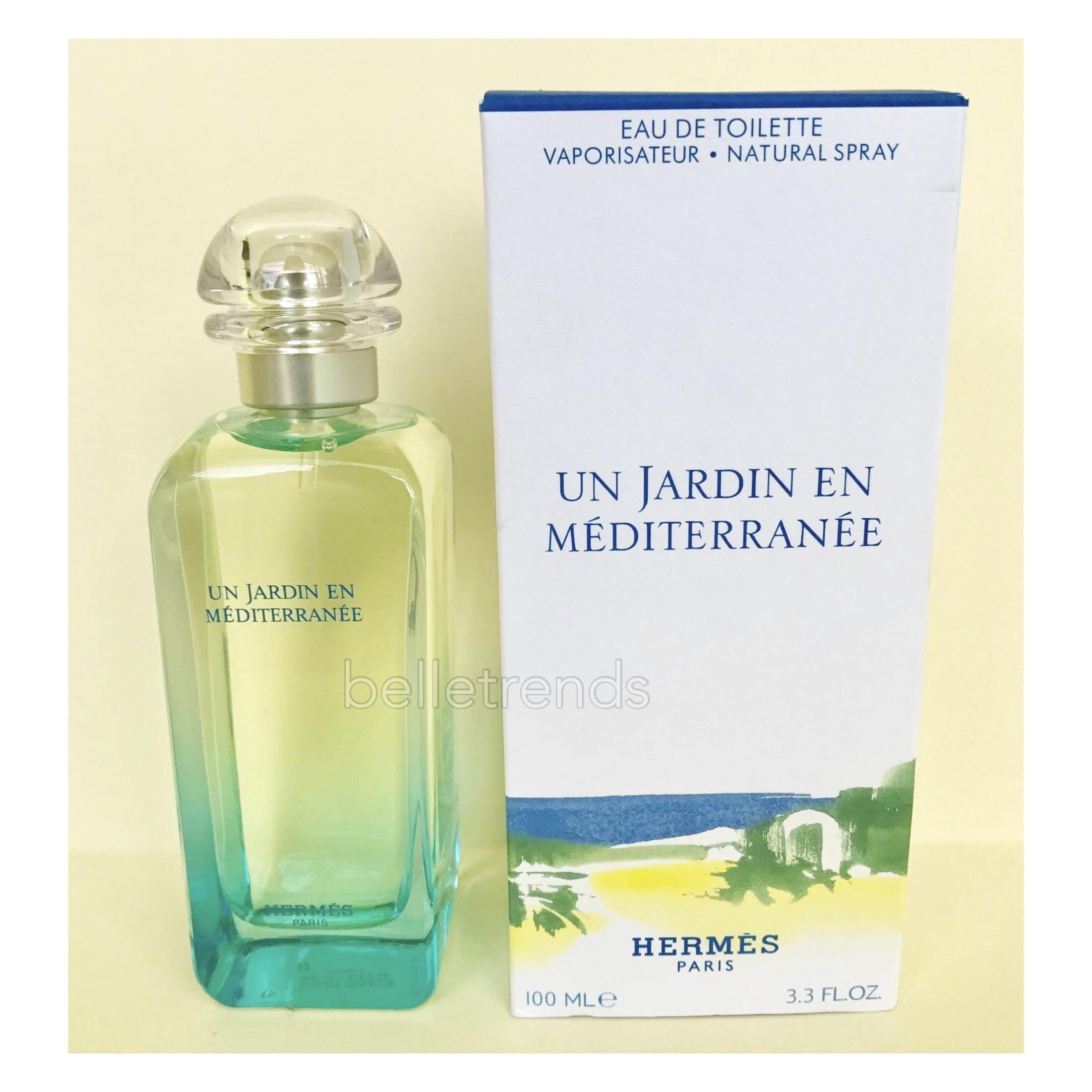Hermes Un Jardin En Mediterranee dedans Un Jardin En Mediterranée