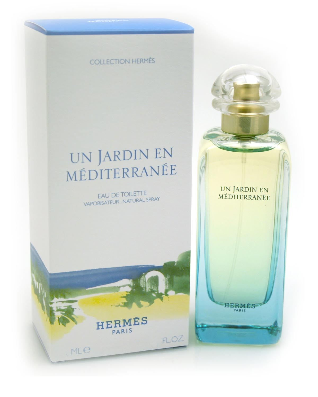 Hermes - Un Jardin En Méditerranée Edt: One Of My Favorite ... concernant Un Jardin En Mediterranée