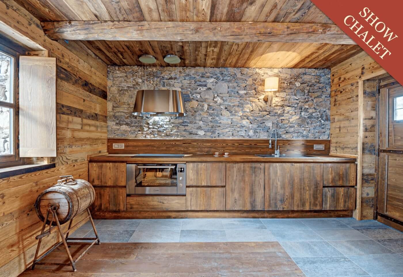 Holiday Home Chalet - Grand Chalet 2, Villa Almellina Estate ... intérieur Chalet Habitable