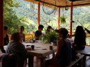 Hosteller Ayahuasca Casa Artística (Kolombiya Jardin ... dedans Table Jardin Casa