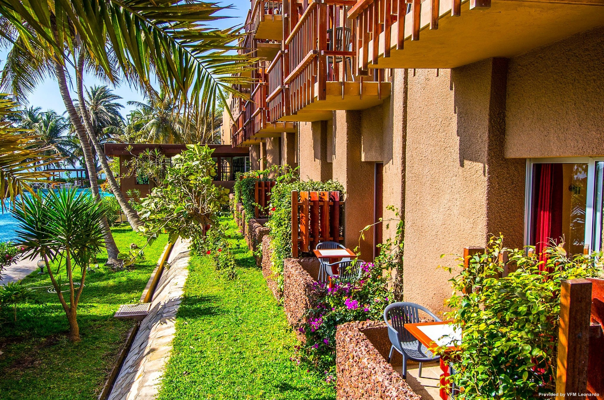 Hotel Jardin Savana Dakar - 4 Hrs Star Hotel In Dakar concernant Hotel Jardin Savana Dakar