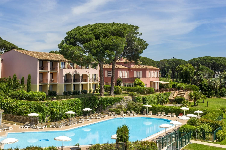 Hôtel Les Jardins De Sainte-Maxime tout Les Jardins De Sainte Maxime Hotel