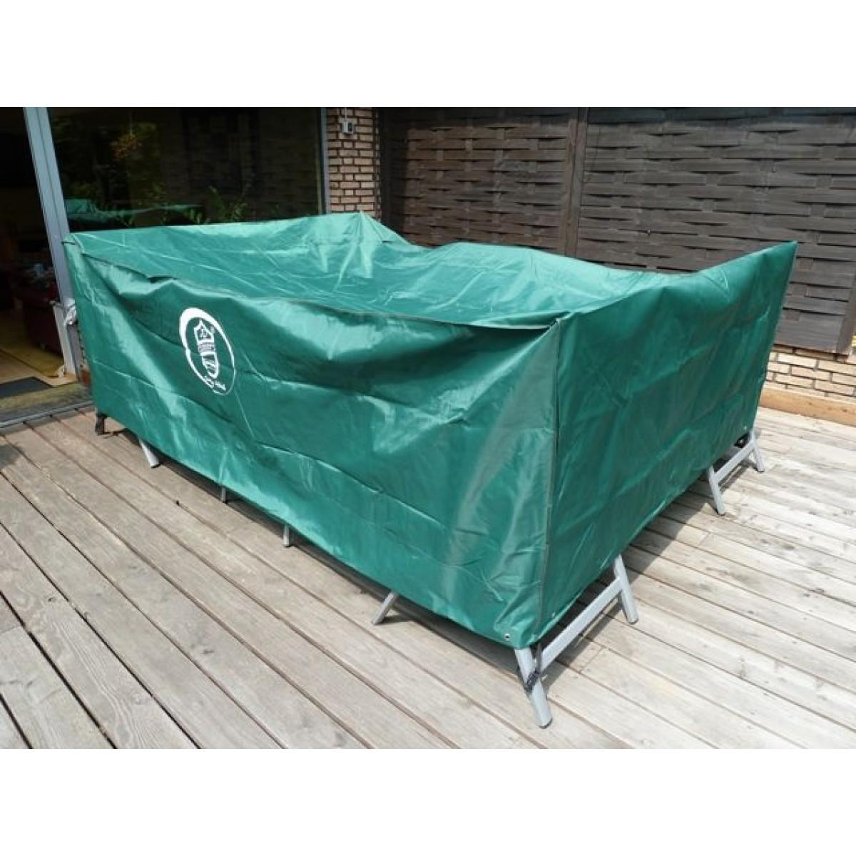 Housse De Protection Pour Table De Jardin Avec Chaises pour Housse De Meuble De Jardin