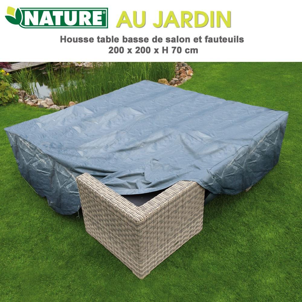 Housses De Protection : Nature concernant Housse De Protection Salon De Jardin