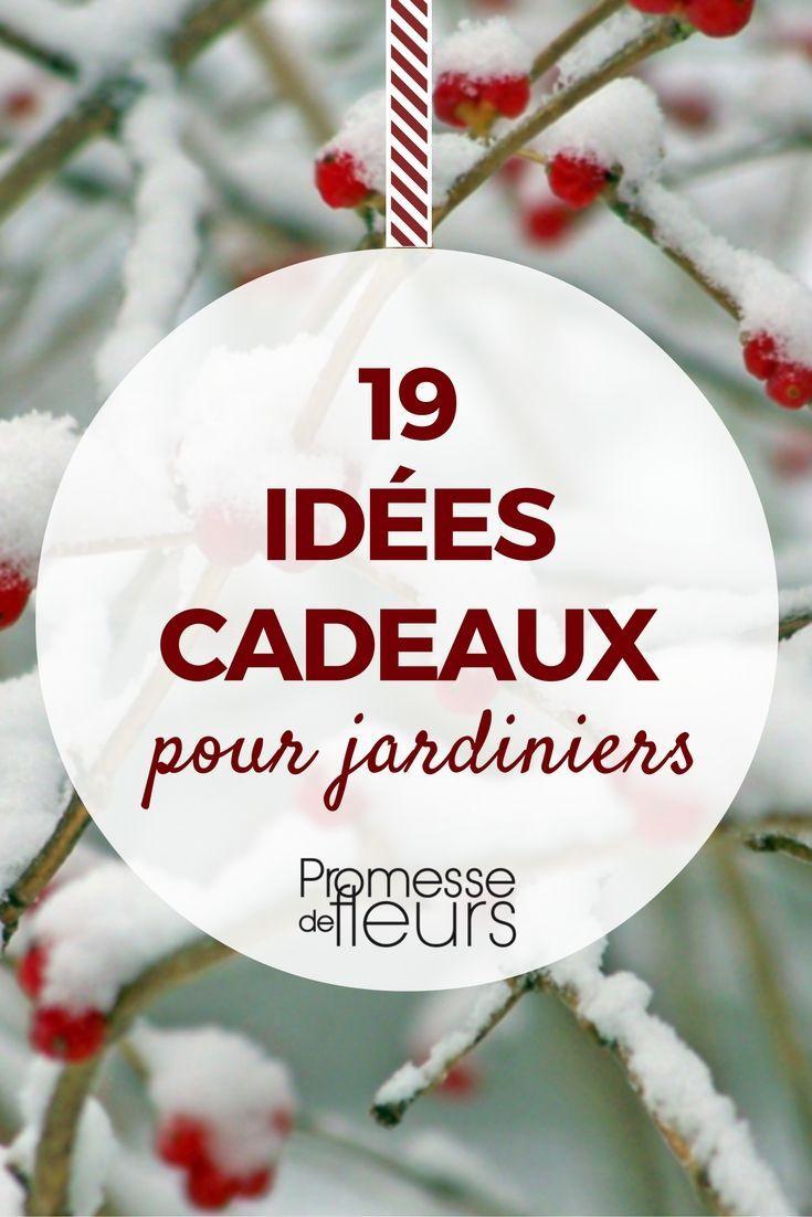 Idées Cadeau Jardin : Faire Plaisir, À Coup Sûr !   Cadeau ... concernant Cadeau Jardin