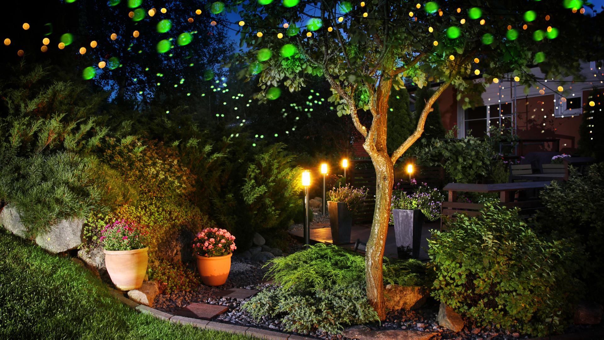 Idées De Décos Pour Le Jardin En Été dedans Deco Jardin