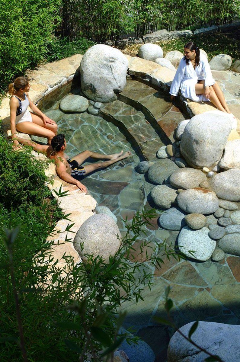Image Design Jardin De Barbier Du Tableau Deco | Jardins ... intérieur Faire Un Bassin De Jardin