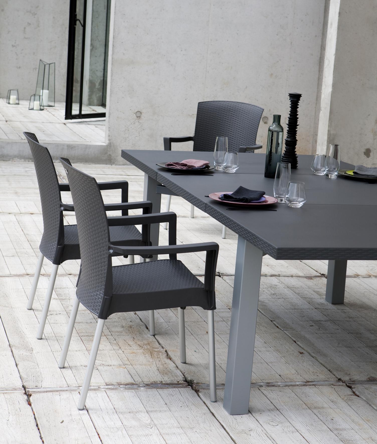Ineo Garden Furniture | Grosfillex tout Salon De Jardin Grosfillex
