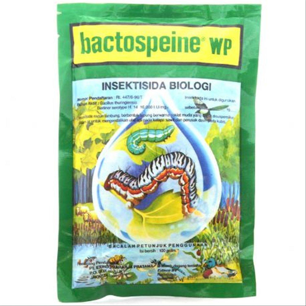 Insektisida Bactospeine Wp 100 Gram intérieur Bactospeine