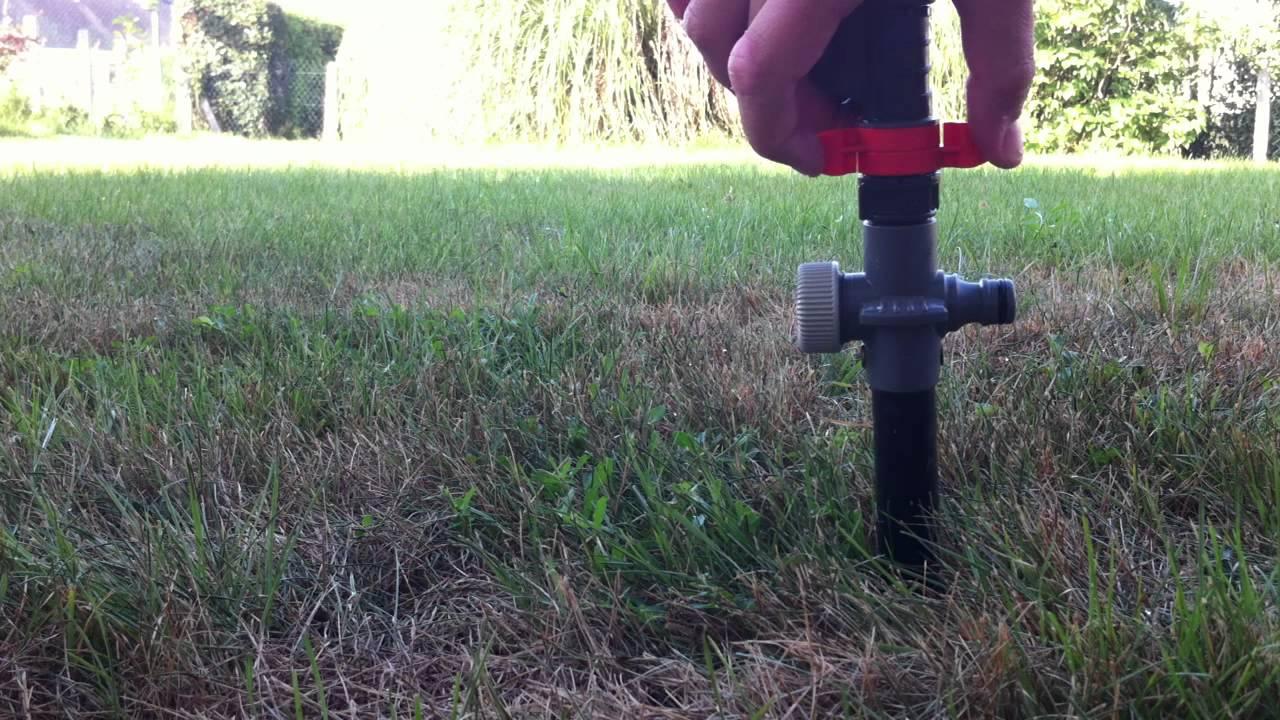 Installer Arrosage Automatique - Entretien Jardin dedans Arrosage Automatique De Jardin
