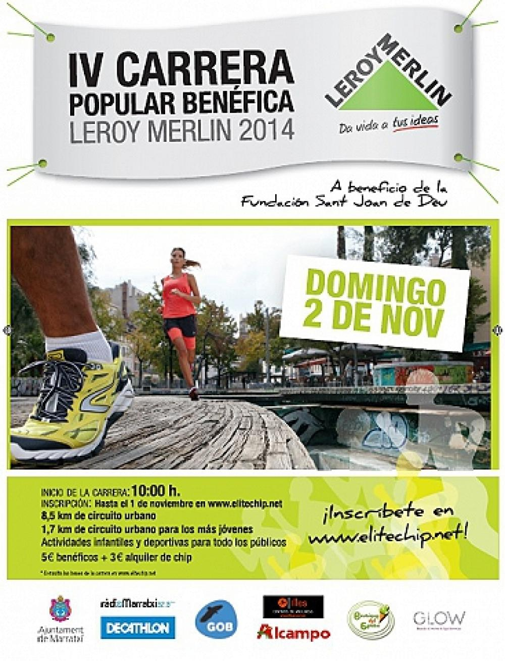 Iv Cursa Benefica Leroy Merlin - Cycling Friendly - Routes ... avec Leroy Merlin Tenerife