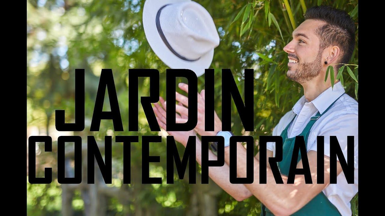 Jardin Contemporain (Explication + Cadeau En Fin De Video) intérieur Cadeau Jardin