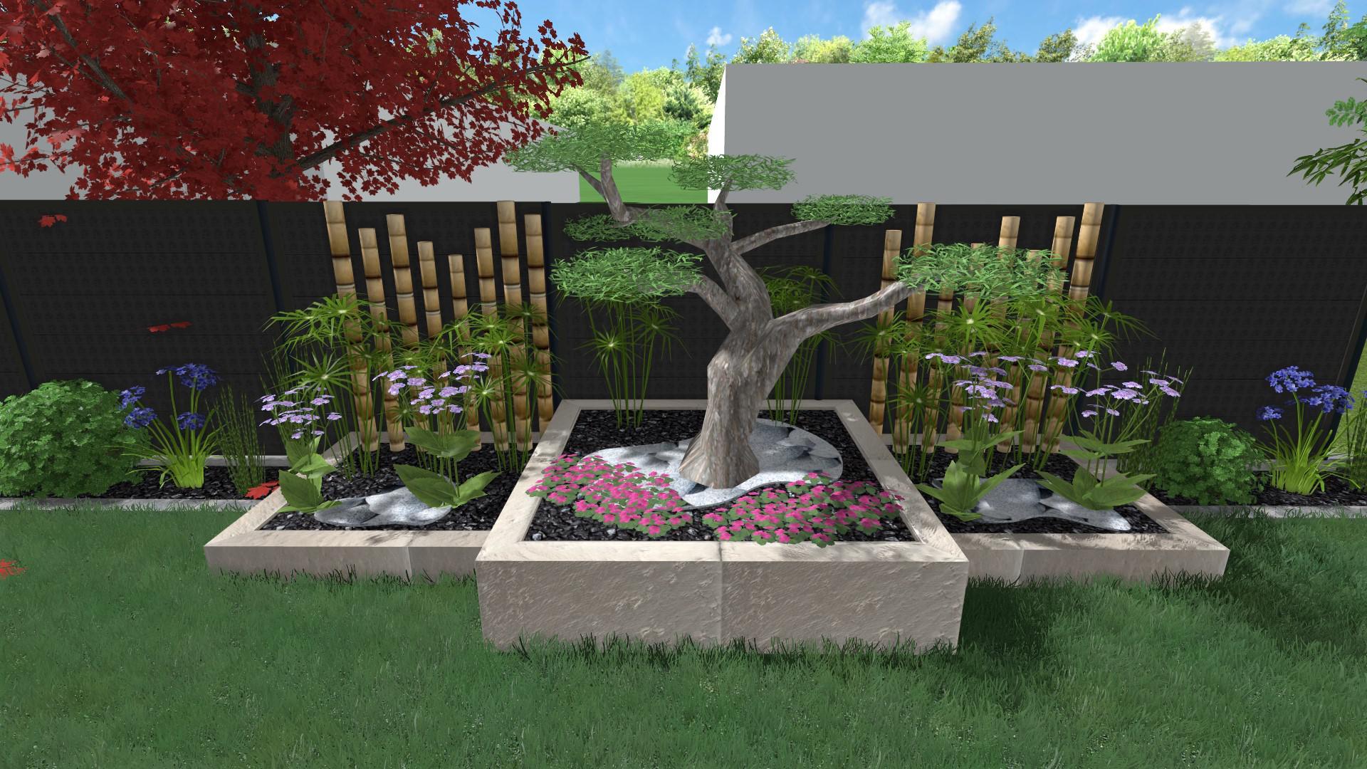 Jardin - David Paysage concernant Aménagement Du Jardin Photo
