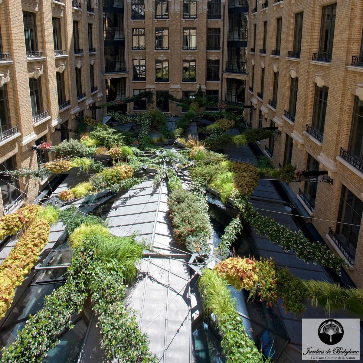 Jardin Terrasse : Découvrez Les Plus Beaux Jardins Et ... tout Terrasses Et Jardins Paris