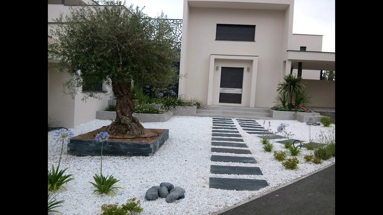 Jardiplantes Paysagiste (Hérault - 34) - Jardin Zen & Méditerranéen à Paysagiste Jardin Zen