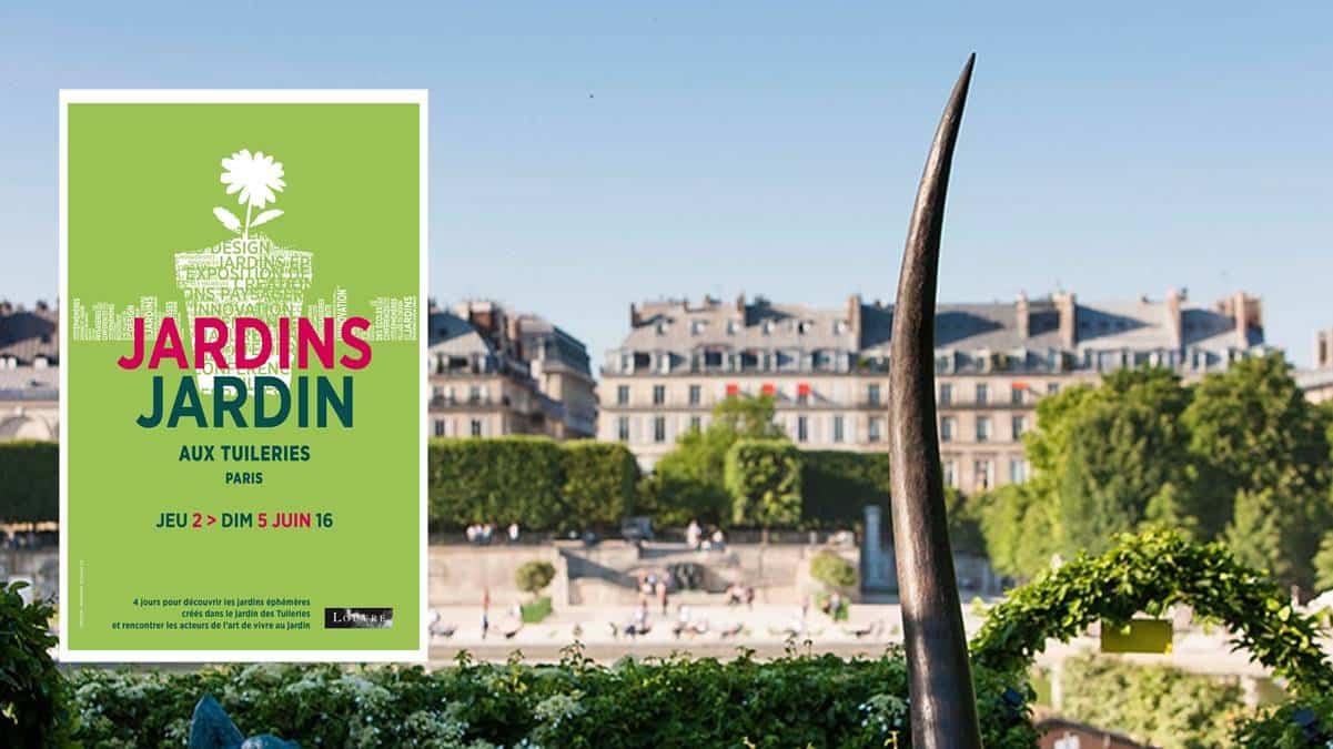 """Juin 2016 - Jardins, Jardin Aux Tuileries - L'événement ... intérieur """"jardiland"""" -""""horaires"""" -""""narolles"""""""