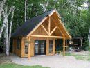 Kit Maison Bois Rond A Vendre - Le Meilleur Des Maisons Bois ... intérieur Chalet Kit Bois