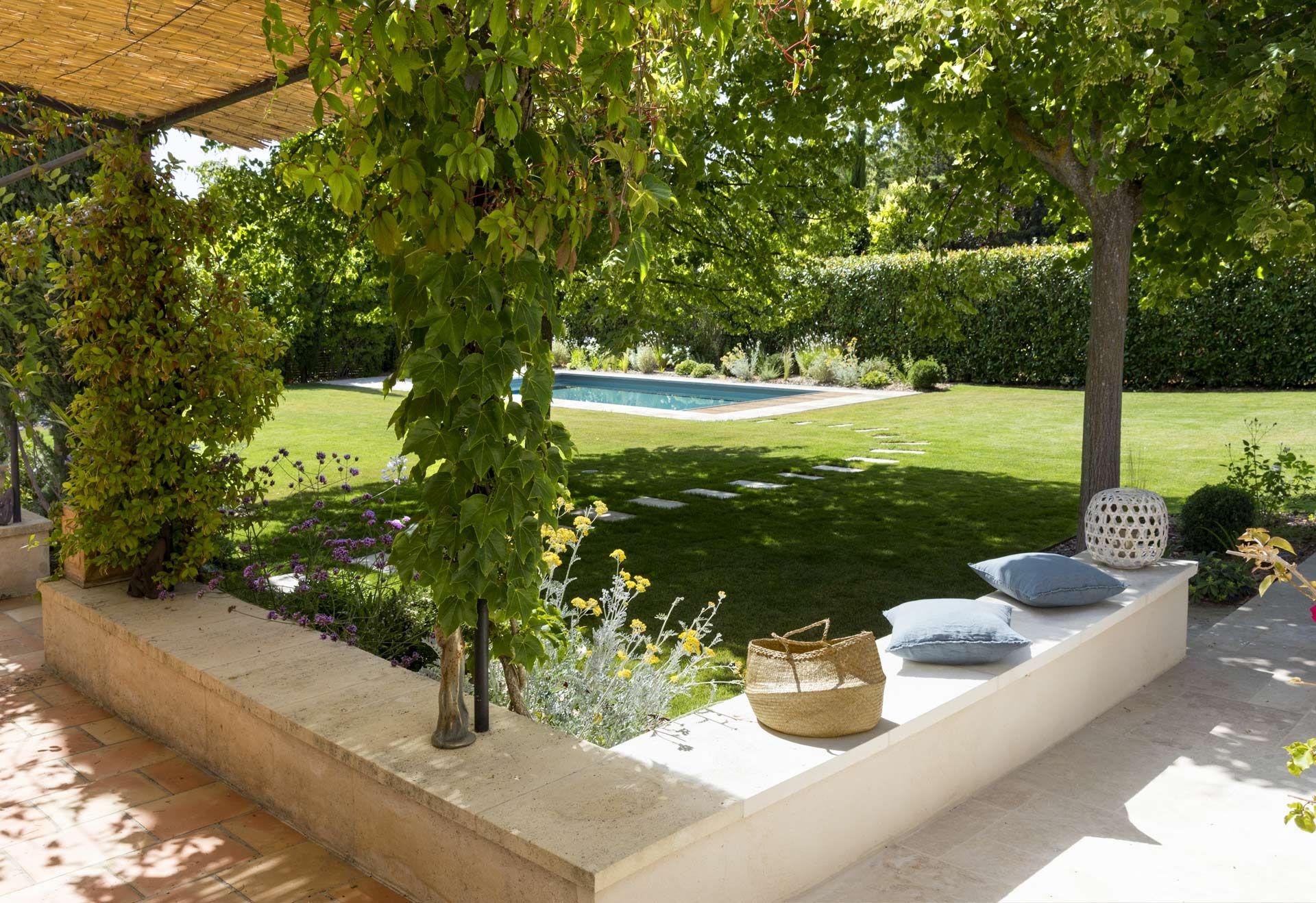 La Douceur D'un Jardin | Jardins, Creation Jardin ... encequiconcerne Architecte Exterieur Jardin
