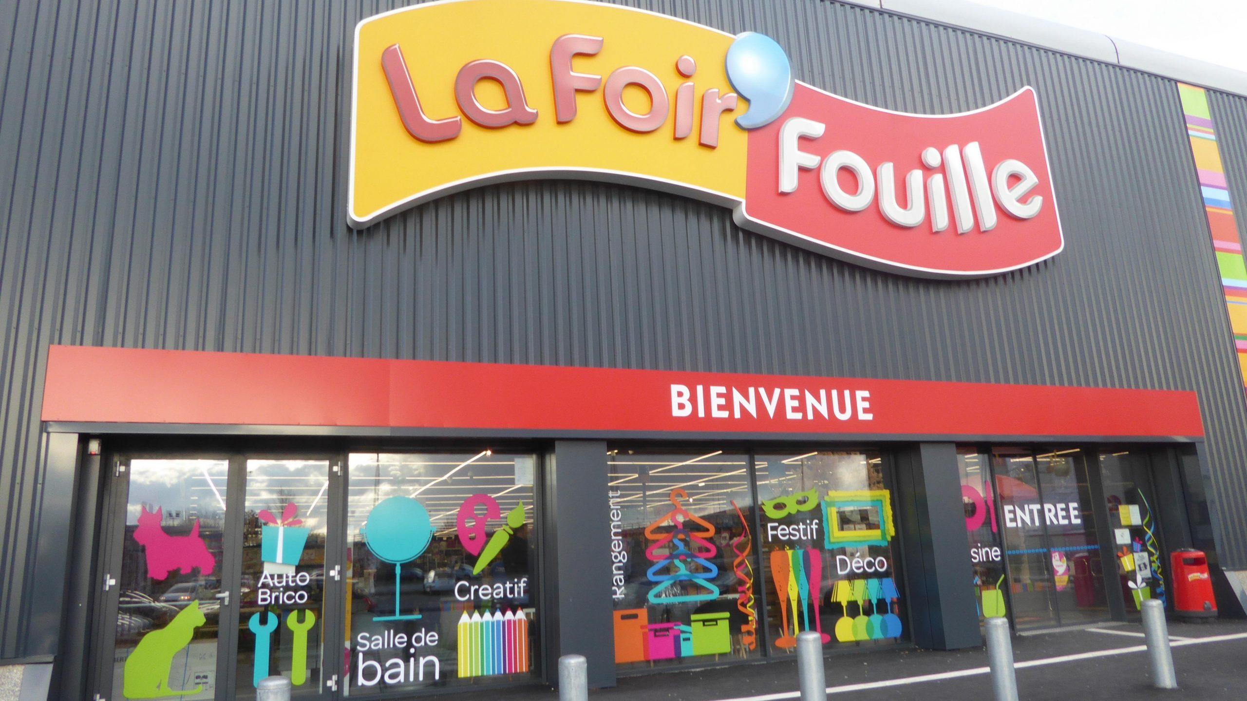 La Foir'fouille : Bazar Et Déstockage Kingersheim 68260 ... intérieur Foire Fouille