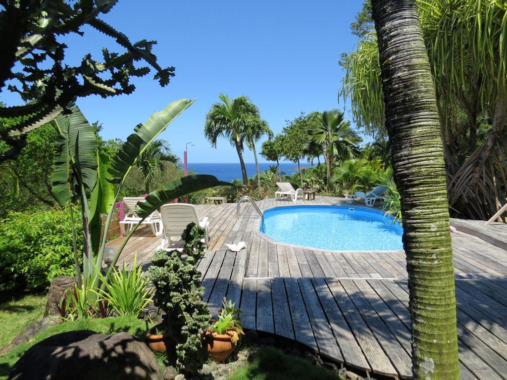 La Koumbala, Bungalows Et Chambres Bouillante, Bouillante ... concernant Le Jardin Tropical Bouillante
