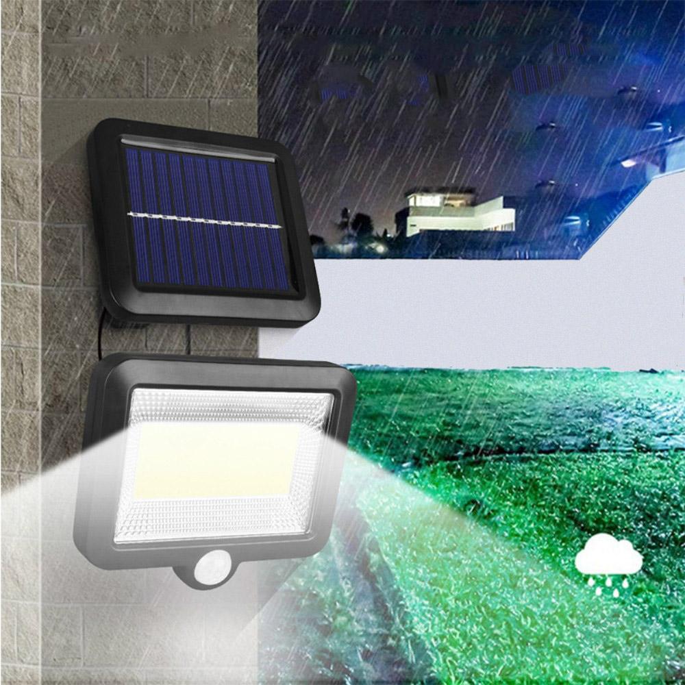 Lampe Led Solaire Pour Jardin - Luminaire Solaire intérieur Lampe Solaire Jardin Puissante