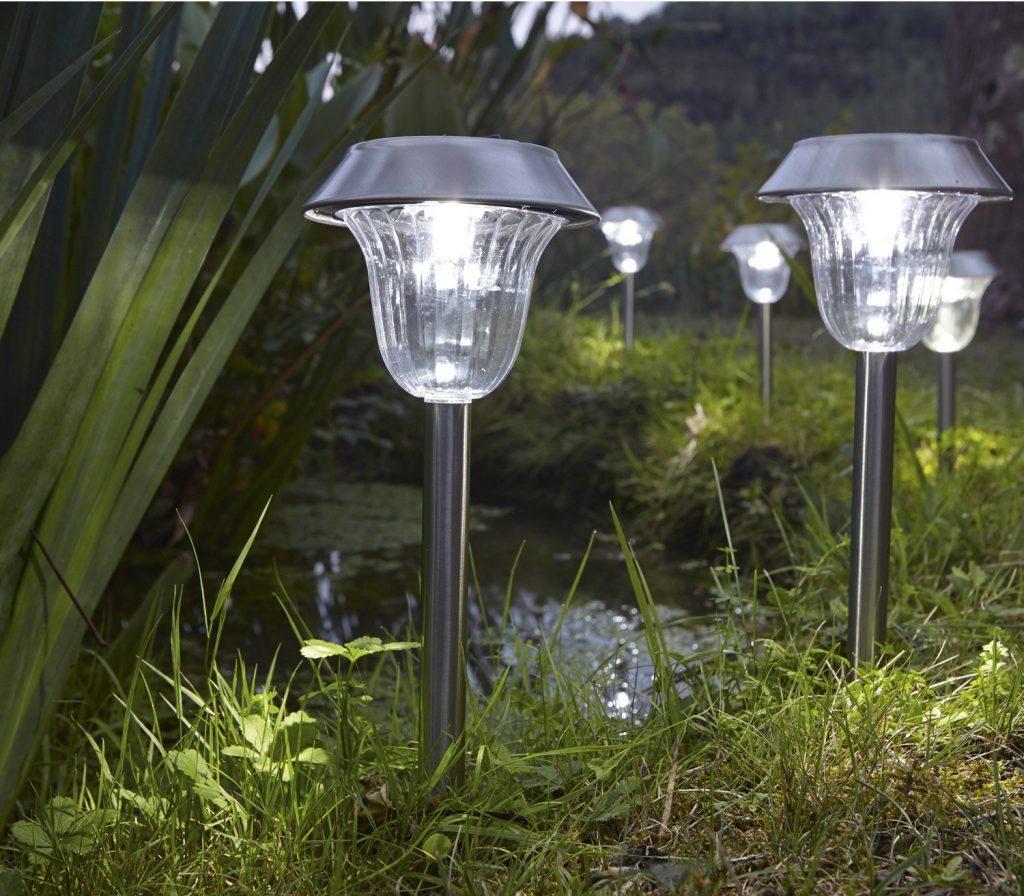 Lampe Solaire → Meilleure Lampe Solaire Pas Cher ... dedans Lampe Solaire Jardin Puissante