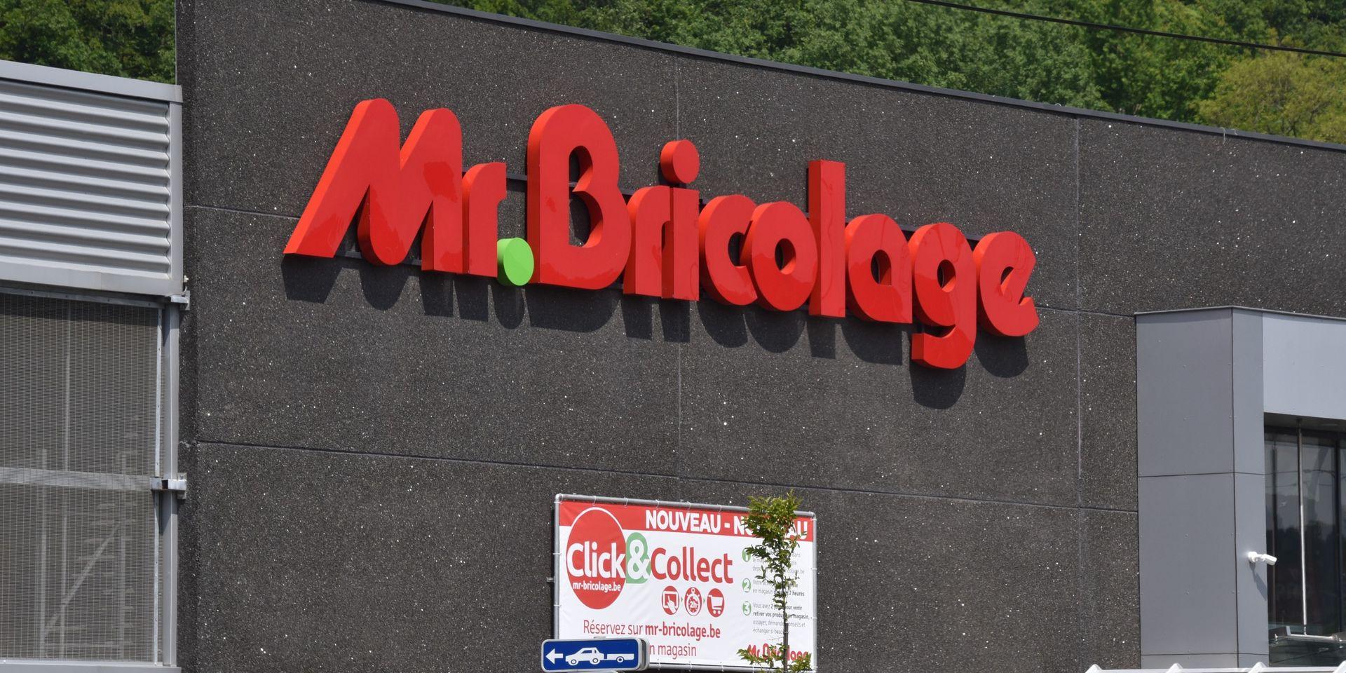 Le Drive-In De Mr Bricolage À Nivelles Ouvert Ce Samedi ... avec Mr Bricolage Belgique