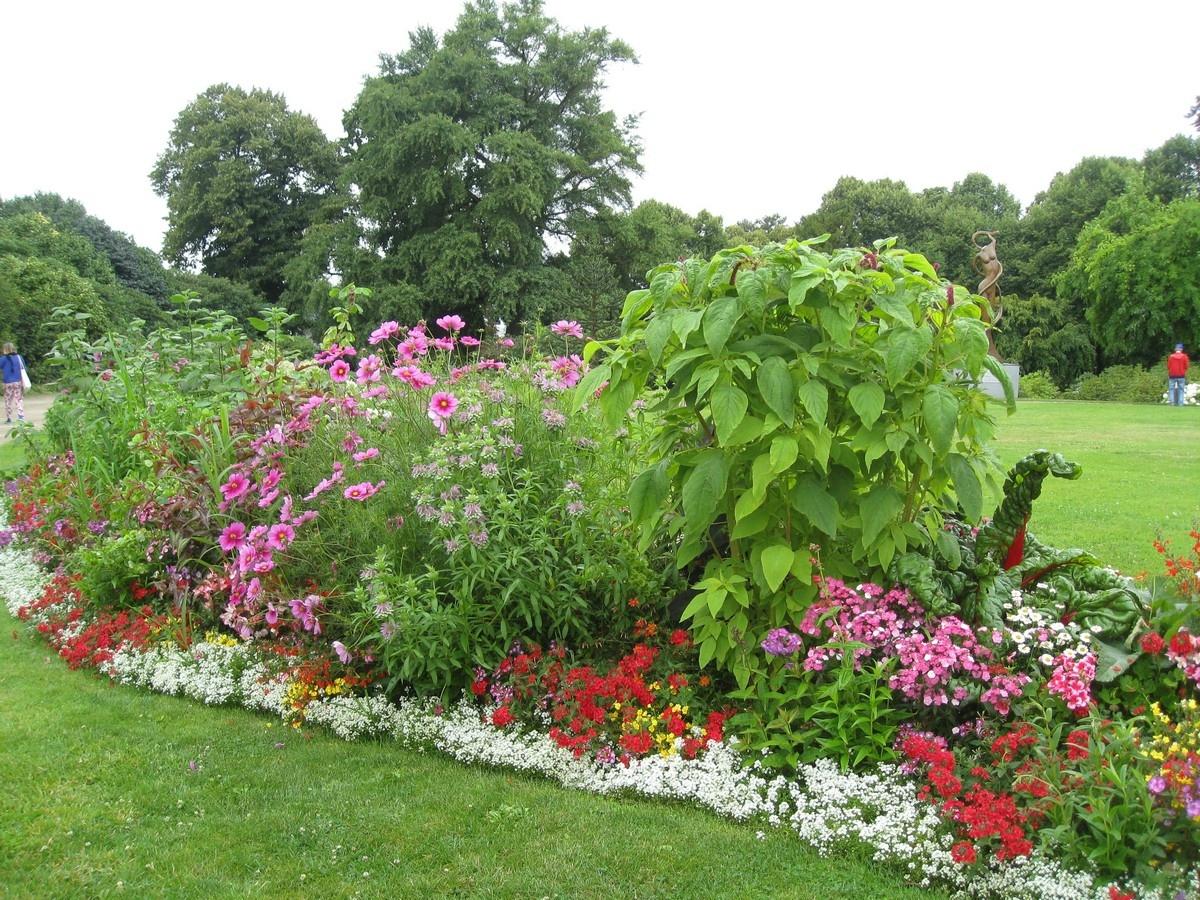 Le Jardin Des Plantes D'avranches - A L'heure Des Rêves tout Le Jardin Des Plantes Avranches