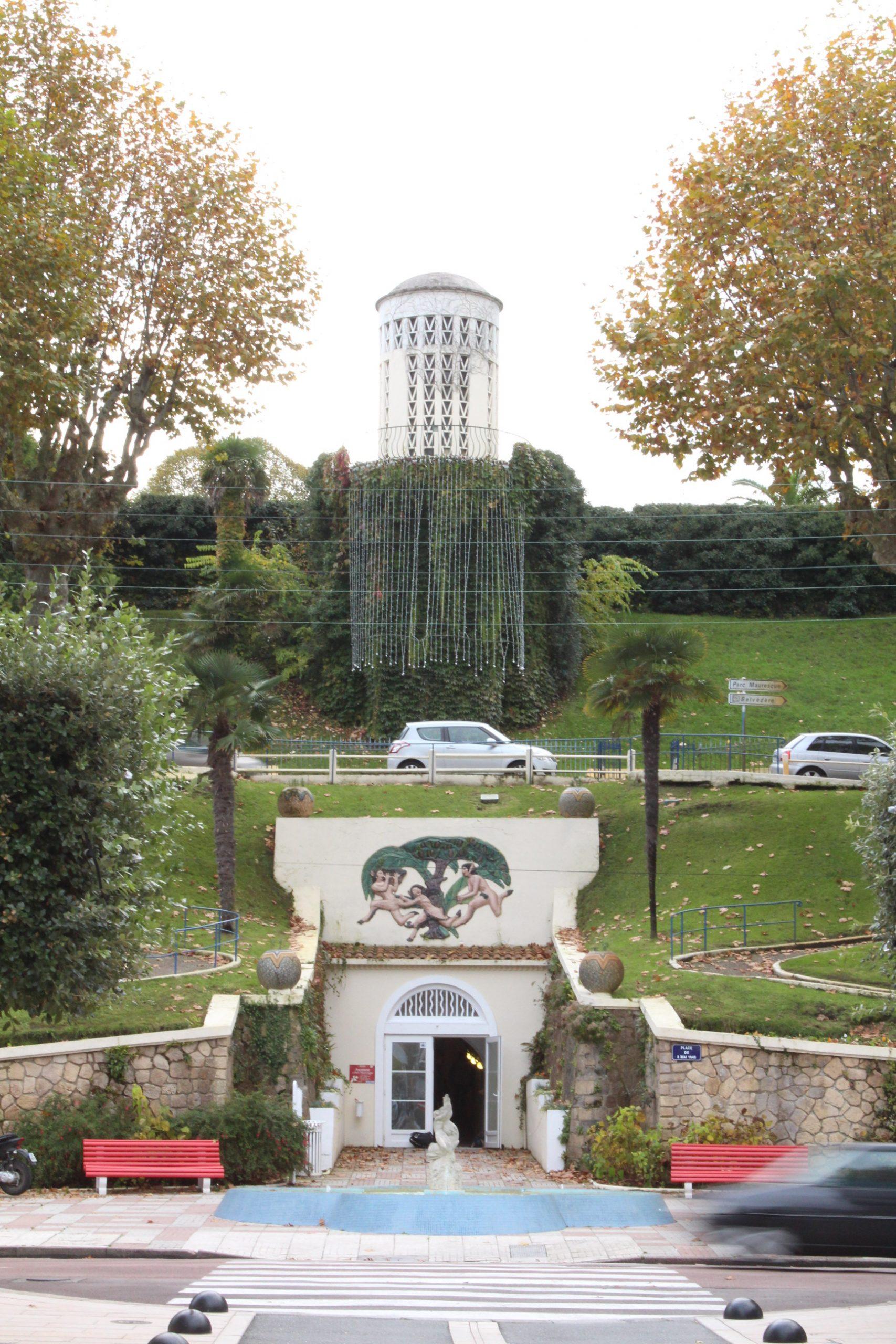 Le Parc Mauresque À Arcachon : Une Halte Jeux Et Goûter Sur ... avec Jardin Mauresque Arcachon