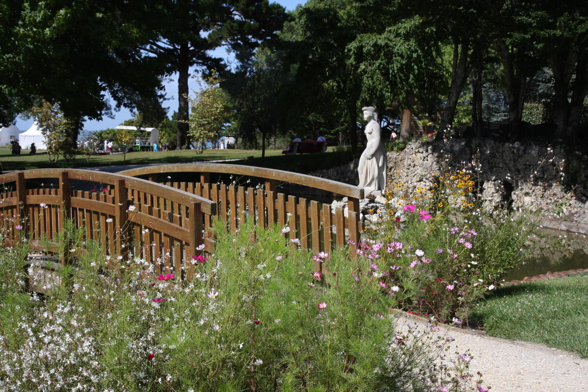 Le Parc Mauresque | Arcachon Office De Tourisme, Des Congrès ... intérieur Jardin Mauresque Arcachon