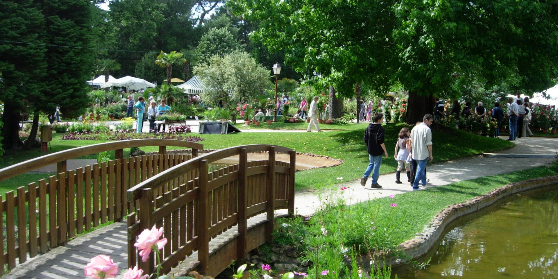 Le Parc Mauresque | Arcachon Office De Tourisme, Des Congrès ... serapportantà Jardin Mauresque Arcachon