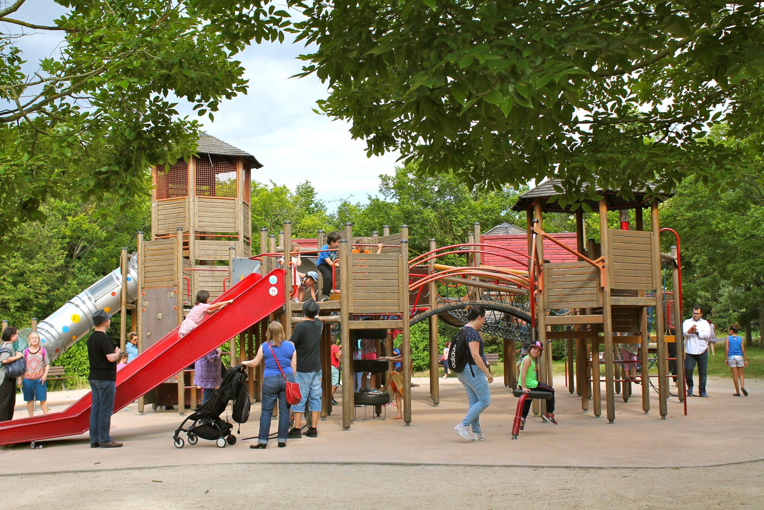 Les 10 Meilleures Aires De Jeux De Paris pour Jeux De Jardin Enfant