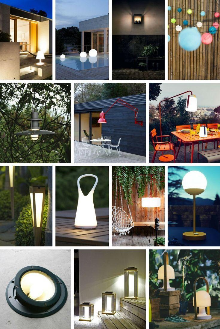 Les Éclairages Qui Vont Illuminer Vos Soirées D'été, De L ... pour Lampe Pour Jardin Exterieur