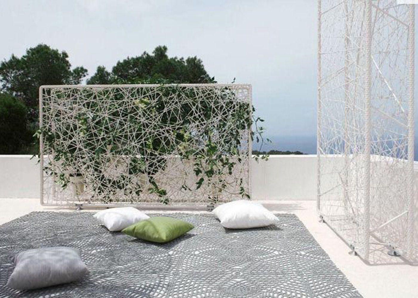 Les Plus Beaux Claustras Pour Isoler Un Jardin ... avec Claustra Pour Jardin