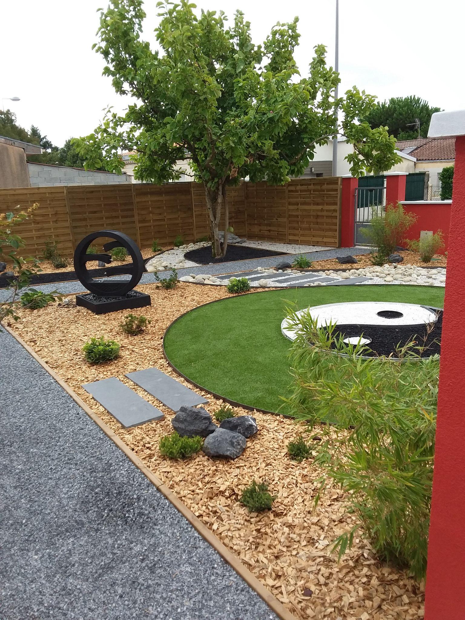 Lesprit Du Zen Dans Nos Jardins Free Download Read Online ... serapportantà Paysagiste Jardin Zen