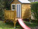 Liste 2013] Jolies Cabanes En Bois Enfant Sur Pilotis ... concernant Maisonnette De Jardin Enfant