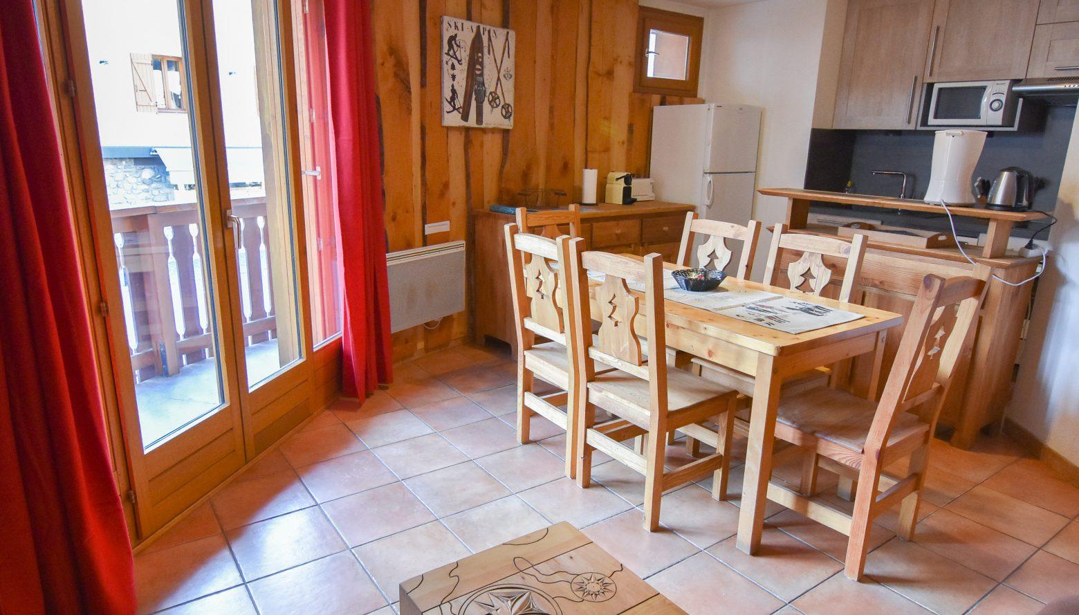 Location D'appartements De 4 À 10 Personnes Station De Ski ... concernant Location Appartement Valloire