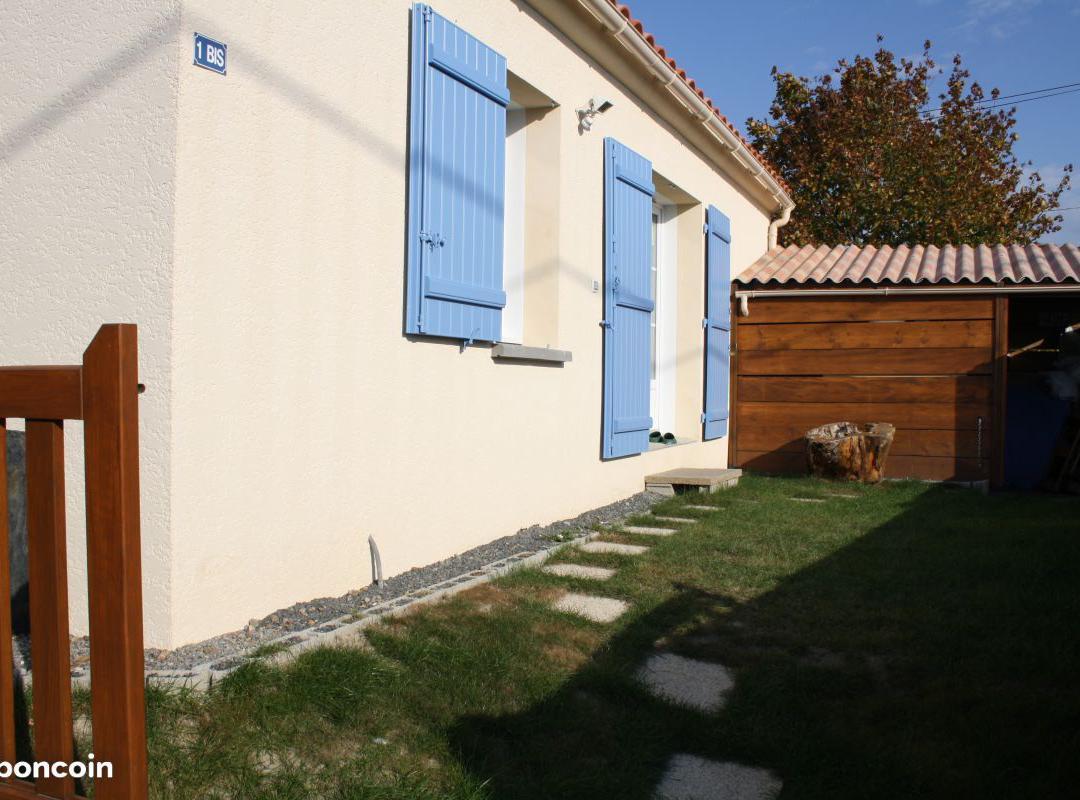 Location Maison : 0 Pièces, 69 M2 À Château-Thébaud 44690 à Bricoman Abri De Jardin