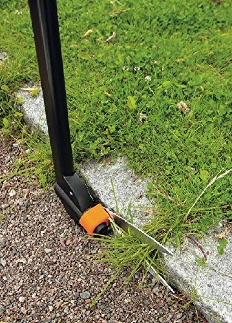 Long Handled Jardinage Gazon Acier Bordure Pelouse Cisaille ... encequiconcerne Bordure Jardin