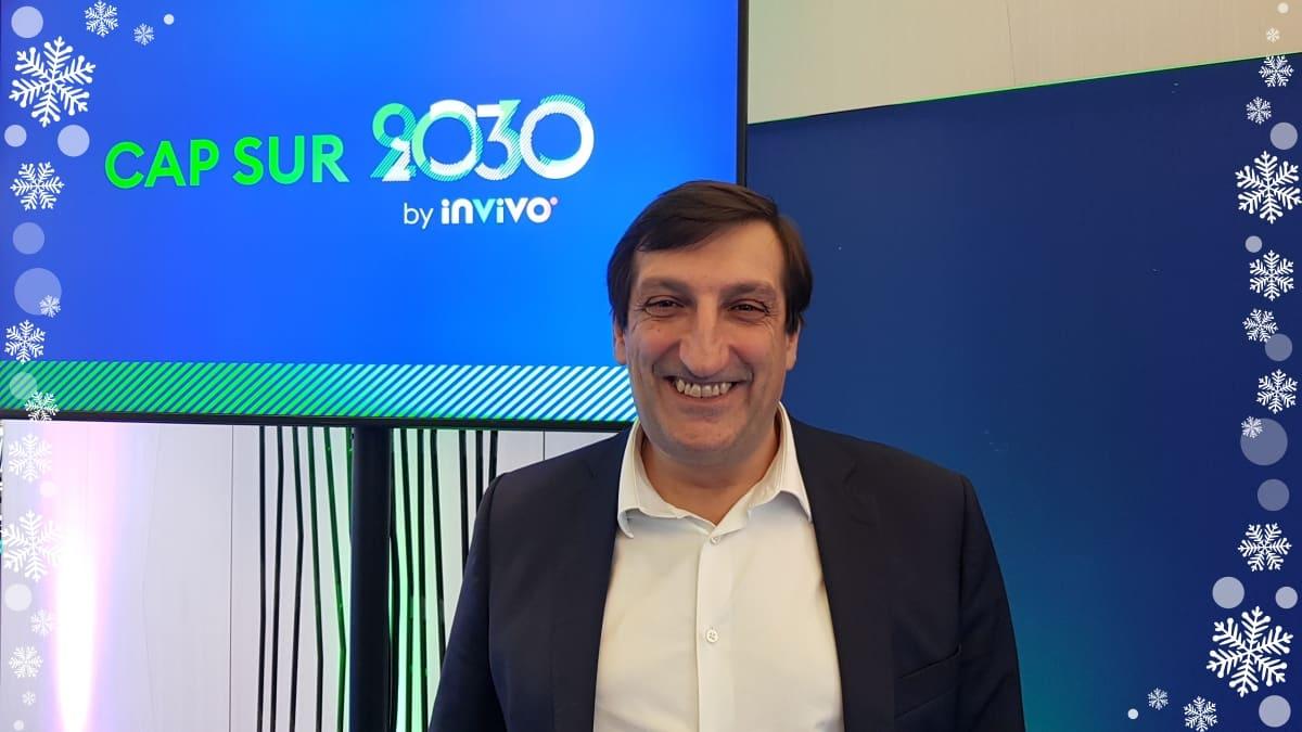 """Lsa - Guillaume Darrasse, Directeur Général D'invivo Retail ... destiné """"jardiland"""" -""""horaires"""" -""""narolles"""""""
