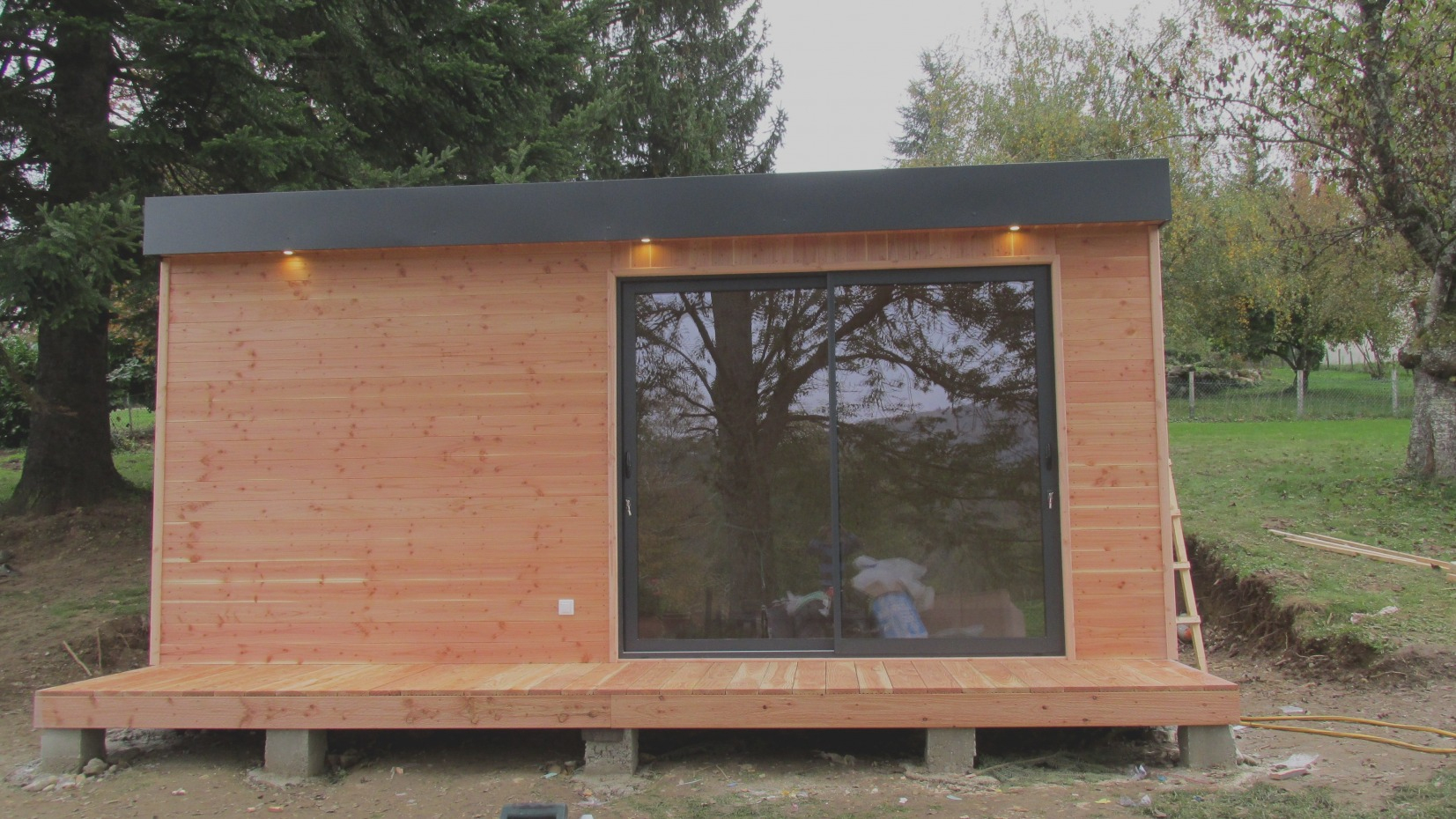 Maison En Bois En Kit Pas Cher Pologne - Le Meilleur Des ... tout Maison De Jardin En Bois Habitable