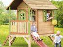 Maison En Bois En Kit Pour Enfant - Le Meilleur Des Maisons ... intérieur Maisonnette De Jardin Enfant